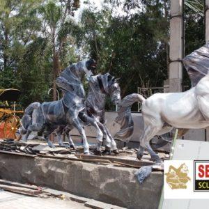 Kelik Studio Semar Mesem Patung Kuda Patung Kuda Jingkrak Jual Patung Kuda