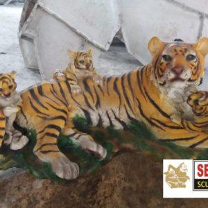Kelik Studio Semar Mesem Patung Macan Jual Patung Macan