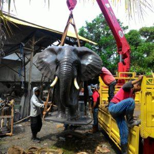 kelik-studio-semar-mesem-jual-patung-gajah-seni-patung-bali