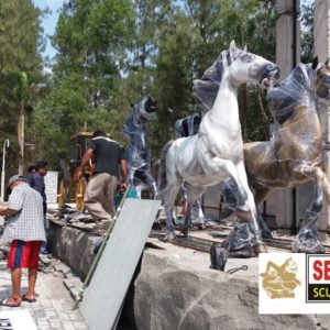 Kelik Studio Semar Mesem Kuda Kereta Jual Macam Macam Binatang