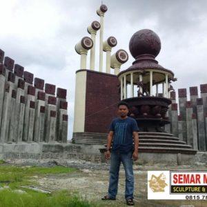 Kelik Studio Semar Mesem Monumen Welahan Gambar Gambar Buddha