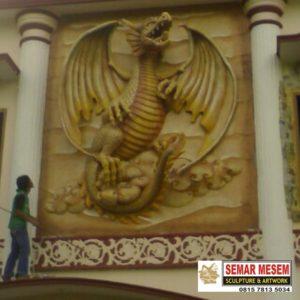 Kelik Studio Semar Mesem Naga Australia Proyek Garuda