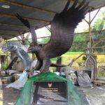 081578135034 Patung Burung Rajawali