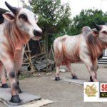 Produksi Patung Sapi |0815 7813 5034|Patung Jakarta, Patung Bali, Patung Surabaya