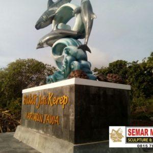 Kelik Studio Semar Mesem Patung Karimun Jawa Gambar Patung Yang Ada Di Indonesia