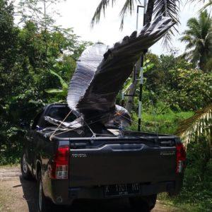 Kelik Studio Semar Mesem Patung Rajawali Tidar Magelang Patung Burung Rajawali