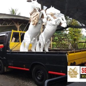 Kelik Studio Semar Mesem Patung Semen Foto Patung Singa Di Singapura Copy