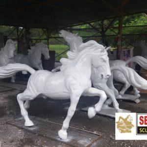 Kelik Studio Semar Mesem Workshop Patung Foto Singa