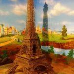 081578135034 Jasa Pembuatan Replika Menara Eiffel, Patung Liberty, Bangunan Colosseum