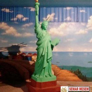 Kelik Studio Semar Mesem Patung Liberty Gambar Patung Liberty