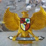 Jual Patung Garuda Pancasila – 081578135034 | Patung Fiberglass