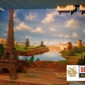 Kelik Studio Semar Mesem Menara Eifel Keistimewaan Menara Eiffel