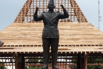 Patung Perunggu Kelikstudio Patung Soekarno