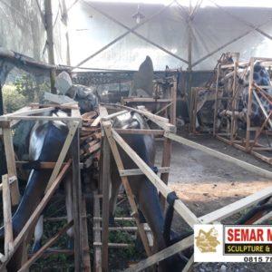 Jasa Pembuatan Patung Di Bali Jasa Patung Fiber Patung Pooh Murah