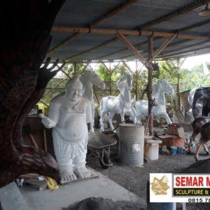 Patung Rohani Fiberglass Patung Didi Murah Jasa Patung Clay