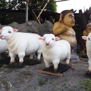 Gambar Patung Domba Jasa Pembuatan Patung Jogja Jasa Pembuatan Patung Di Jakarta