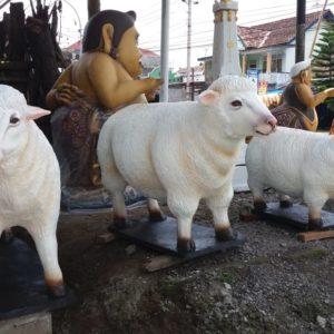 Patung Domba Jasa Pembuatan Patung Resin Harga Jasa Pembuatan Patung