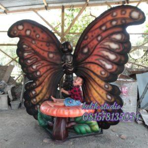 Patung Fiberglass Bandung Cara Membuat Patung Kupu Patung Makassar