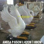 Jasa Buat Patung Angsa Fiberglass/081578135034