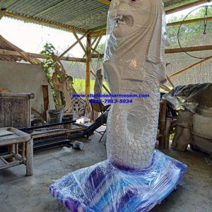 Fakta Patung Merlion Patung Merlion Citraland Surabaya Patung Fiberglass Bandung