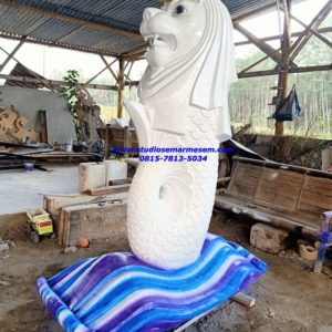 Nilai Estetis Patung Merlion Ukuran Patung Merlion Jasa Pembuatan Patung Fiber