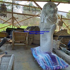 Patung Marlion Replika Patung Merlion Di Indonesia Cara Membuat Patung Fiber