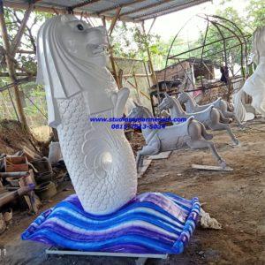 Patung Merlion Citraland Patung Merlion Di Singapura