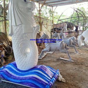 Patung Merlion Di Karawang Tema Patung Merlion Jasa Pembuatan Patung Fiber Di Jakarta