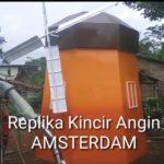 Replika Kincir Angin Amsterdam
