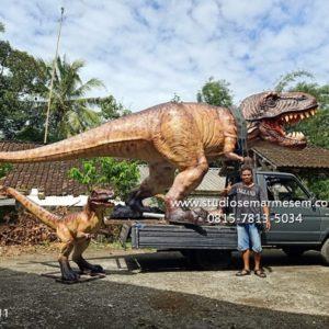 Jual Patung Dino Tempat Bikin Patung Patung Dino Besar