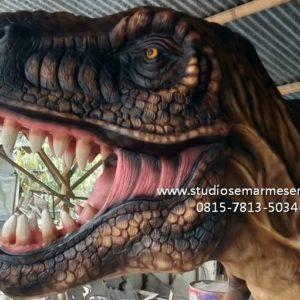 Patung Dino Patung Dinosaurus Patung Dinosaurus Dari Plastisin