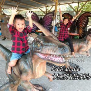 Patung Dinosaurus Taman Patung Dino Patung Sangkalon