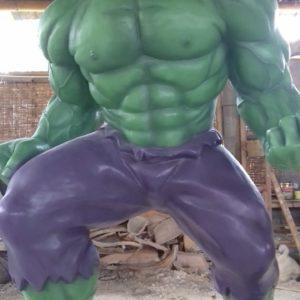 Patung Hulk Patung Action Figure Patung Karakter Kartun Patung Karakter Di Jogja