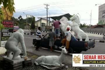 Kelik Studio Semar Mesem Patung Kingkong Patung Kuda Patung Di Indonesia
