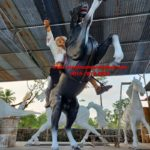 Patung Maskot Pangeran Diponegoro New