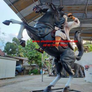 Patung Diponegoro Jakarta Patung Kuda Diponegoro Jualpatungorang