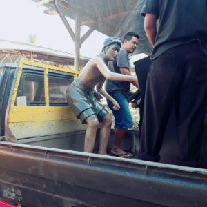Kelik Semar Mesem Patung Pak Tani Pembuat Patung Fiber Surabaya