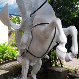 Kelik Studio Semar Mesem Patung Fiber Diponegoro Patung Fiber Copy
