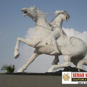 Kelik Studio Semar Mesem Patung Pangeran Diponegoro Monumen