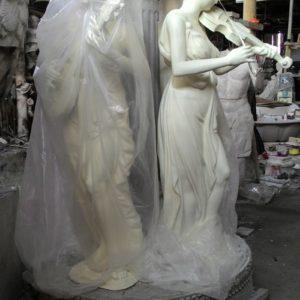 Kelik-studio-semar-mesem-patung-wanita-romawi-patung-klasik