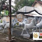 Jual Patung Kuda Fiberglass – 081578135034