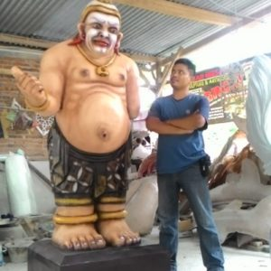 kelik-studio-semar-mesem-dewa-semar-patung-patung-buddha