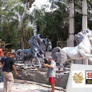 Kelik Studio Semar Mesem Pabrik Patung Patung Jawa Tengah