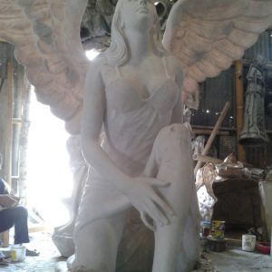 Kelik Studio Semar Mesem Patung Angel Patung Gwk Di Bali