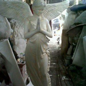 Kelik Studio Semar Mesem Patung Malaikat Wanita Foto Patung Dewa Krisna
