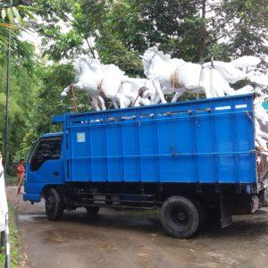Patung Kuda Gambar Foto Patung Kuda Bali Jasacetpatung