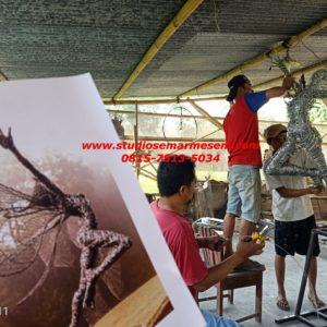 Cara Membuat Patung Kawat Membuat Patung Dari Kawat Patungfiberglass