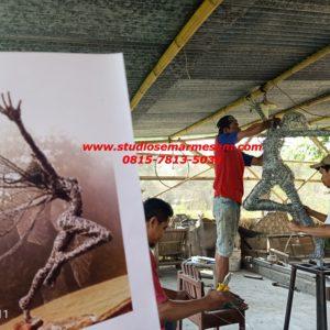 Jasa Patung Fiber Patung Dari Fiber Jual Patung Fiber Bali