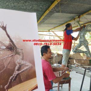 Patung Burung Dari Kawat Patung Binatang Dari Kawat Jualpatungjogja