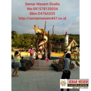 Kelik Studio Semar Mesem Patung Sindat Taman Kota Patung Dewa Siwa Terbesar Di Dunia